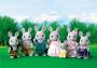 Babblebrook Rabbit Family