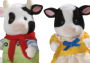 Buttercup Cow Family
