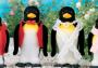 DeBurg Penguin Family