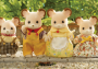 Fielding Mouse Family