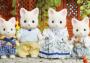 Golightly Cat Family