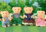 Hazelnut Dormouse Family