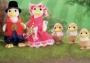 Waddlington Duck Family