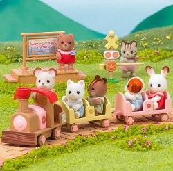 Baby Train Ride
