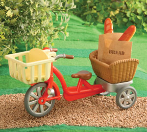 Bakery Delivery Bicycle