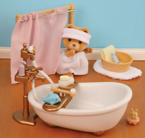 Bath &amp; Shower Set