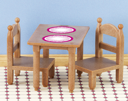 Breakfast Table &amp; Chairs