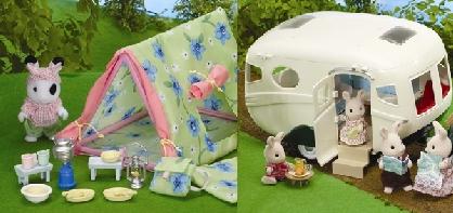 Caravan & Ingrid's Camping