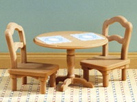 Classic Table &amp; Chairs