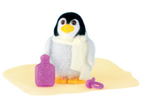 DeBurg Penguin Baby Girl