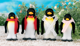 DeBurg Penguin Family
