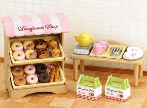 Delightful Doughnut Stall