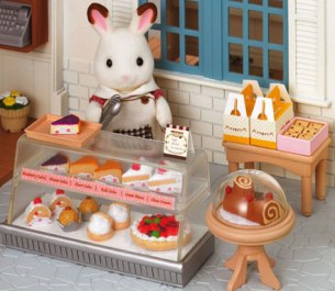 Dessert Counter (Cake Stall)