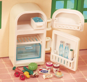 Fridge &amp; Accessories