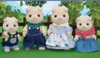 Grunt Pig Family