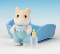 Hamilton Hamster Baby Boy