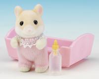 Hamilton Hamster Baby Girl