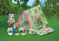 Ingrid&#039;s Camping Set