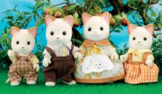 Keats Cat Family