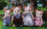 Maces Mouse Family