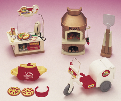 Pizza Parlour Set