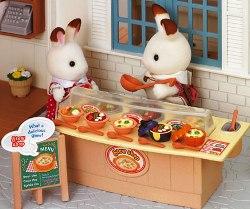 Restaurant Soup Counter