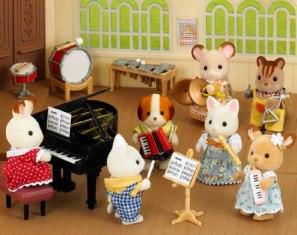 School Music Class
