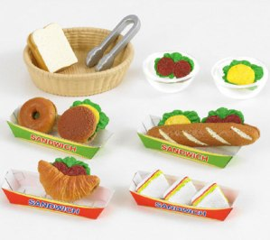 Scrumptious Sandwiches Set