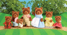 Timbertop Bear Family