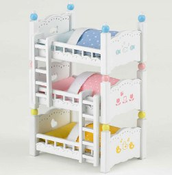 Triple-decker Baby Beds