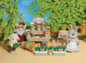 Village Flower Stall