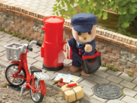 Village Postman Set