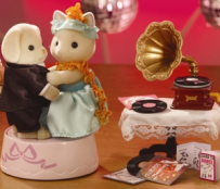 Waltzing Figures Set