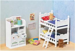 White Children&#039;s Bedroom