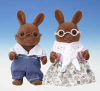 Wildwood Rabbit Grandparents