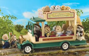 Woodland Bus