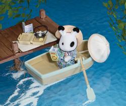 Yvette's Boating Trip
