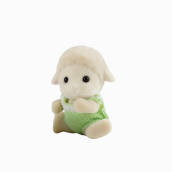 Sylvanian Family Sheep Baby